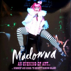 Madonna ‎– An Evening Of Art... - Live in Miami Beach - LP Vinyl Album Coloured
