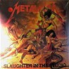 Metallica - Slaughter In The Studio - Triple LP Vinyl - 3LP Coloured Limited