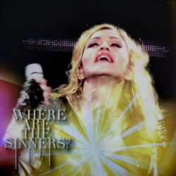 Madonna - MDNA ‎– Where Are The Sinners? - Double LP Vinyl Album Coloured Limited