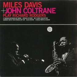 Miles Davis + John Coltrane – Play Richard Rodgers - LP Vinyl Album