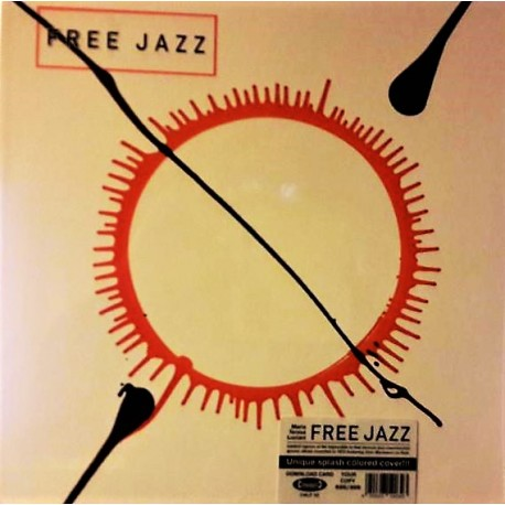 Maria Teresa Luciani – Free Jazz - LP Vinyl Album - Limited Edition