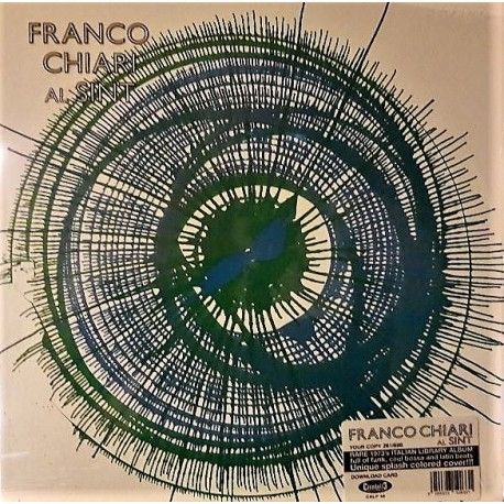 Franco Chiari ‎– Al Sint - LP Vinyl Album - Limited Edition