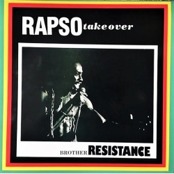 Brother Resistance ‎– Rapso Take Over - LP Vinyl Album