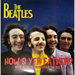 The Beatles ‎– How's Yer Father - LP Vinyl Album - Coloured - Limited