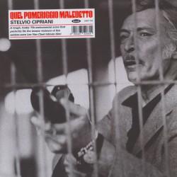 Stelvio Cipriani – Quel Pomeriggio Maledetto - LP Vinyl Album Limited Edition