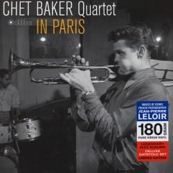Chet Baker Quartet – In Paris - LP Vinyl Album Limited Edition