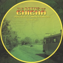 The Roots Of Chicha - Psychedelic Cumbias From Peru - LP Vinyl Album