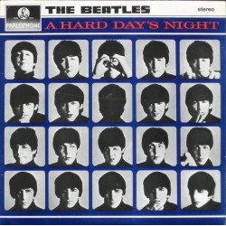 The Beatles – A Hard Day's Night - LP Vinyl Album