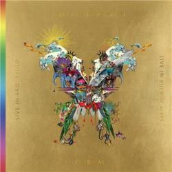 Coldplay – Live In Buenos Aires / Live In São Paulo / A Head Full Of Dreams - Triple LP Vinyl + 2 DVD