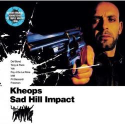 Dj Kheops (IAM) - Sad Hill impact - Remaster 2017 - Triple LP Vinyl
