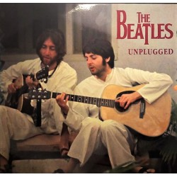 The Beatles - Unplugged - LP Vinyl Album Limited Edition Coloured