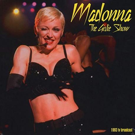 Madonna – The Girlie Show 1993 TV Broadcast - Boxset Collector Vnyl 3 LP