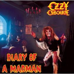 Ozzy Osbourne – Diary Of A Madman - LP Vinyl Album