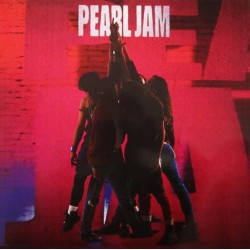 Pearl Jam ‎– Ten - LP Vinyl Album