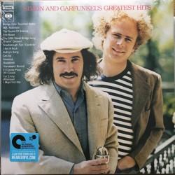 Simon And Garfunkel – Greatest Hits - LP Vinyl Album + Free Download MP3