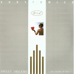 Eurythmics ‎– Sweet Dreams (Are Made Of This) - LP Vinyl Album + Free MP3