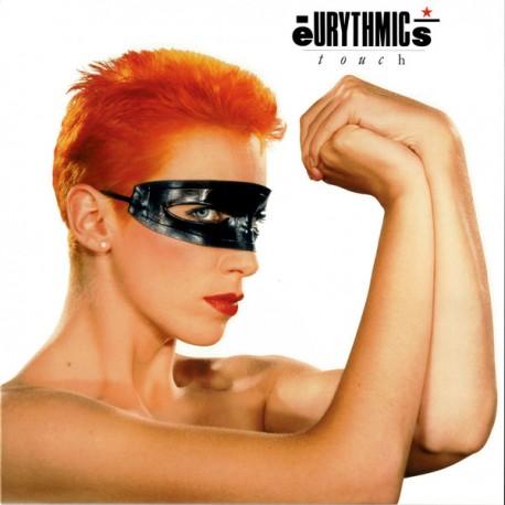 Eurythmics – Touch - LP Vinyl Album + Free MP3