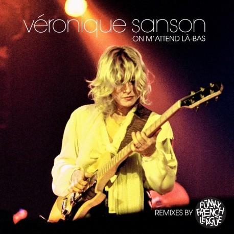 Veronique Sanson - On M'Attends Là-Bas - Funky French League Remixes - Maxi Vinyl 12 inches