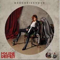 Mylene Farmer – Désobéissance - Picture Disc LP Vinyl Album - Limited Edition