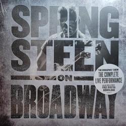 Bruce Springsteen – Springsteen On Broadway - 4 LP Vinyl Live Performance