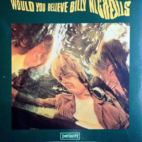 Billy Nicholls ‎– Would You Believe - Double LP Vinyl Album - Limited Edition