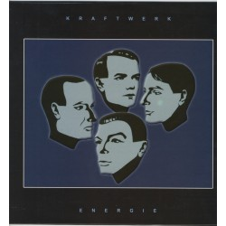Kraftwerk – Energie - LP Vinyl Album Coloured White