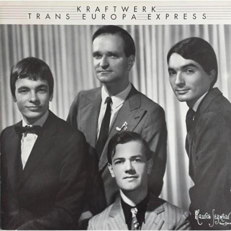 Kraftwerk – Trans Europa Express - Lp Vinyl Album - Reissue