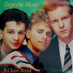 Depeche Mode ‎– A Clean Break - LP Vinyl Album