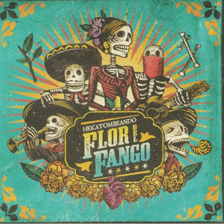 Flor Del Fango – Hekatombeando - LP Vinyl Album