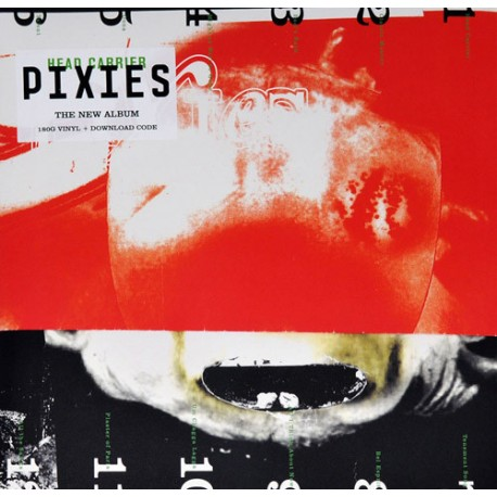Pixies ‎– Head Carrier - LP Vinyl Album
