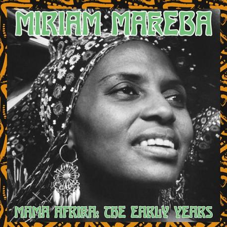 Miriam Makeba – Mama Africa The Early Years - LP Vinyl Album