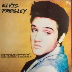 Elvis Presley – The King As Seen On TV! - LP Vinyl Album