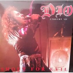 Dio – Shout For Evil - Utrecht '83 - Double LP Vinyl Album Coloured