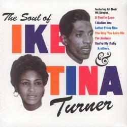 Ike & Tina Turner – The Soul Of Ike & Tina Turner - LP Vinyl Album