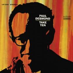 Paul Desmond – Take Ten - LP Vinyl Album