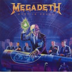 Megadeth - Rust In Peace - LP Vinyl Album