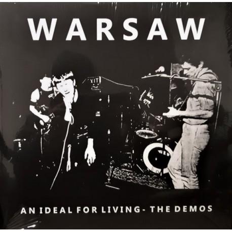 Warsaw – An Ideal For Living - The Demos - LP Vinyl Album