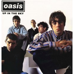 Oasis ‎– Up In The Sky - LP Vinyl Album