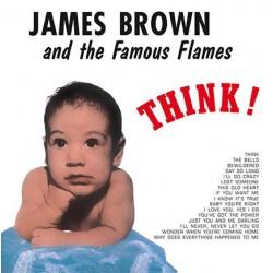 James Brown & The Famous Flames – Think! - LP Vinyl Album