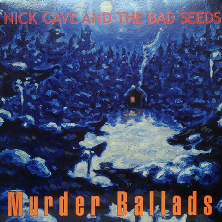Nick Cave And The Bad Seeds – Murder Ballads - LP Vinyl Album