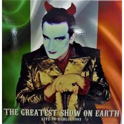 U2 – The Greatest Show On Earth - LP Vinyl Album + Poster