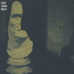 John Cage, David Tudor, Christian Wolff ‎– San Francisco Museum of Art, January 16th, 1965 - Double LP Vinyl Album Limited