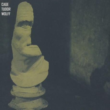 John Cage, David Tudor, Christian Wolff – San Francisco Museum of Art, January 16th, 1965 - Double LP Vinyl Album Limited