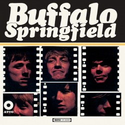 Buffalo Springfield – Buffalo Springfield - LP Vinyl Album Mono Version