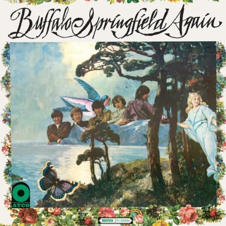 Buffalo Springfield – Buffalo Springfield Again - LP Vinyl Album Mono Version 180Gr.