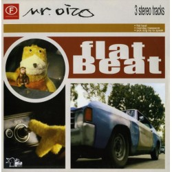 Mr. Oizo ‎– Flat Beat - Maxi Vinyl 12 inches