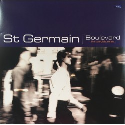 St Germain ‎– Boulevard - The Complete Series - Double LP Vinyl Album