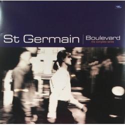 St Germain – Boulevard - The Complete Series - Double LP Vinyl Album