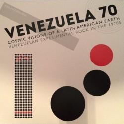 Venezuela 70 - Cosmic Visions Of A Latin American Earth - Venezuelan Experimental Rock In The 1970's - Double LP Vinyl Album
