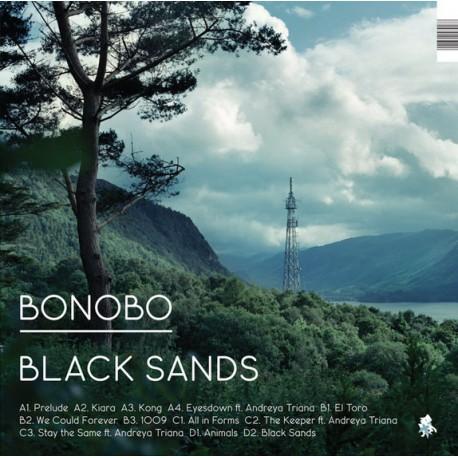 Bonobo – Black Sands - Double LP Vinyl Album